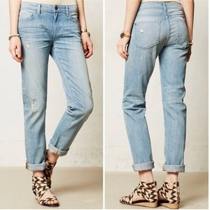 Pilcro Letterpress Hyphen Jeans Distressed Relaxed